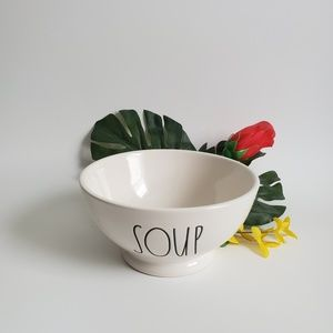 Rae Dunn Soup Bowl